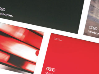Audi Welcome Kit